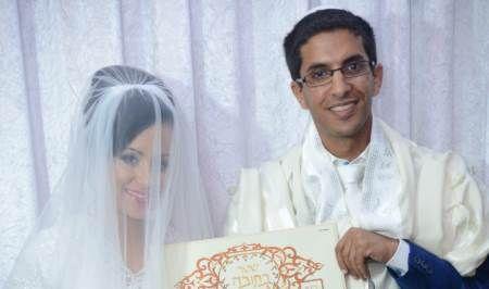 חתונה בנס גלוי דרך אגרות קודש