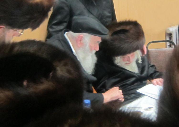 """הרב זלמן טוביה הכהן אבלסקי  שליח הרבי שליט""""א מלך המשיח ורבה הראשי של מולדובה"""