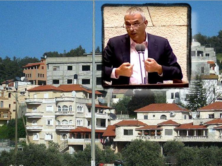 כחלון &#039מלבין&#039 לערבים 40,000 בתים