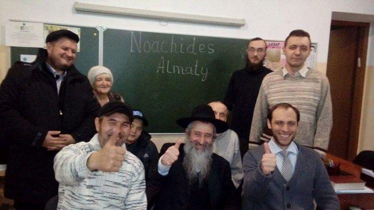 קבוצת בני נח בקזחסטאן