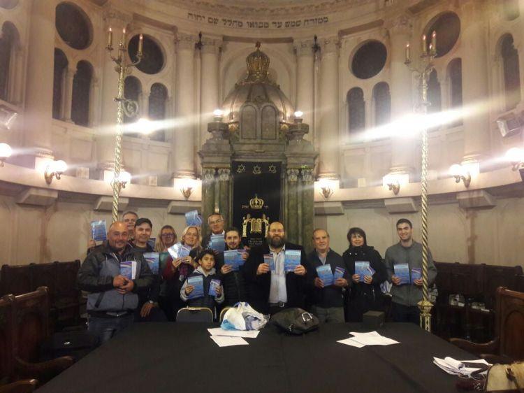 הלכות שבע מצוות בני נח בארגנטינה