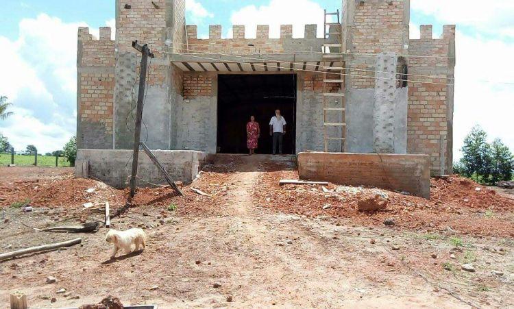 בית נח חדש בצפון ברזיל