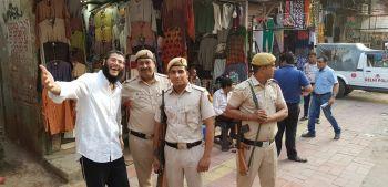 צבא הודו שומר על סדרי הפסח בתת היבשת