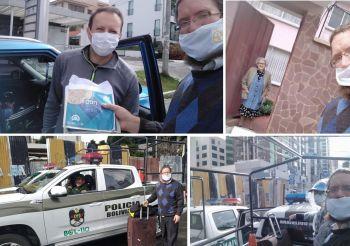 הרב איציק קופצ'יק: נס בעוצר בבוליביה