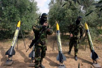 """על ה""""משחק"""" בין ישראל לחמאס"""