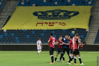 בזכות פרסום משיח: הפועל חיפה נשארת בליגת העל!