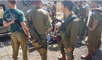הבוקר: חייל ניצל בפיגוע דקירה