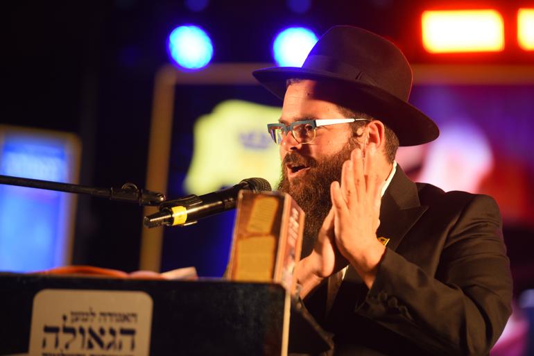 הרב אלעזר פרץ, מנהל מטה משיח נתניה
