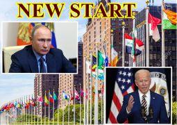 """ארה""""ב ורוסיה האריכו ב-5 שנים את הסכם צימצום הנשק"""