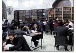 """שבת מיוחדת לחיילים בישיבת חב""""ד רוממה ירושלים"""