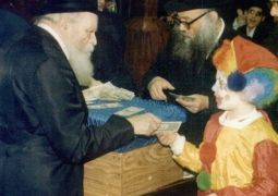 רווח והצלה בכוחו של מרדכי היהודי