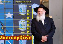 זמרוני דרייב ZimronyDrive