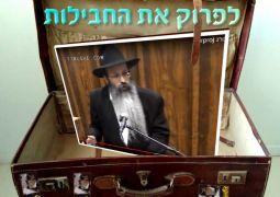 הרב אהרן גינזבורג בכינוס הת&#039 העולמי