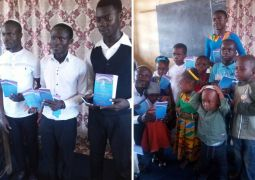 סידורים לבני נח וספרי הלכה בגאנה