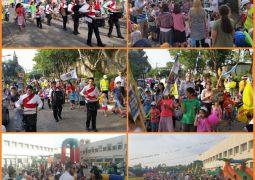700 ילדים בתהלוכה באלקנה