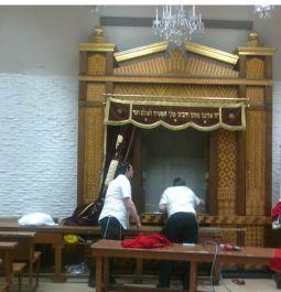 770: מחדשים את ארון הקודש